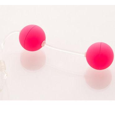 Sexus Funny Five шарики розовые Вагинальные вагинальные шарики silicone ben wa balls розовые