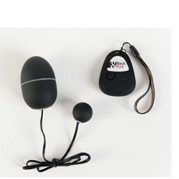 Toyfa вибронабор, черный Шаровидной и яйцевидной формы, с пультом ДУ вибронабор с пультом ду 5 режимов вибрации красный