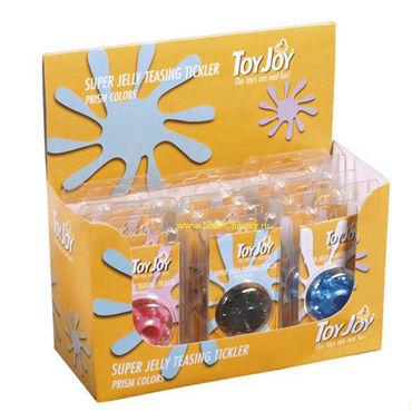 Toy Joy комплект эрекционных колец 12 штук, разных цветов и форм