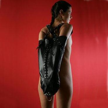 Podium бондаж Женский, на шнуровке духи женские lady lux in red natural instinct 100 мл