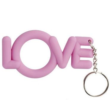 Shots Toys Love Cocking, розовый Необычное эрекционное кольцо shots toys luxury slave collar ошейник с поводком
