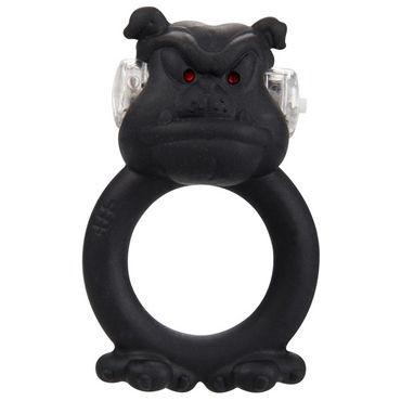 S-Line Beasty Toys Barbaric Bulldog Виброкольцо в виде бульдога