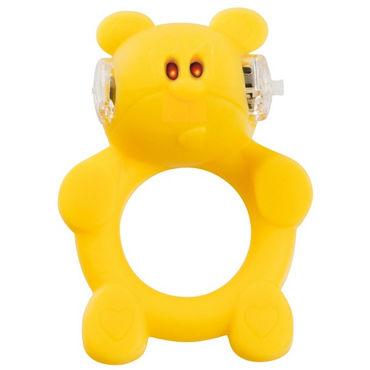 S-Line Beasty Toys Brutal Bear Виброкольцо в виде медвежонка s line