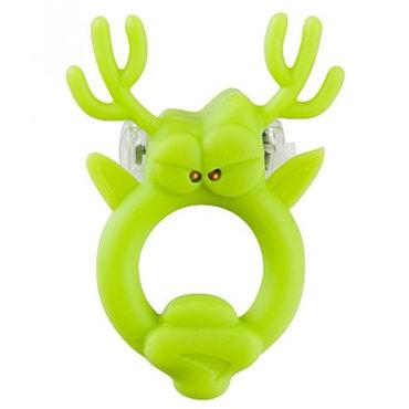 S-Line Beasty Toys Rockin Reindeer Виброкольцо в виде оленя