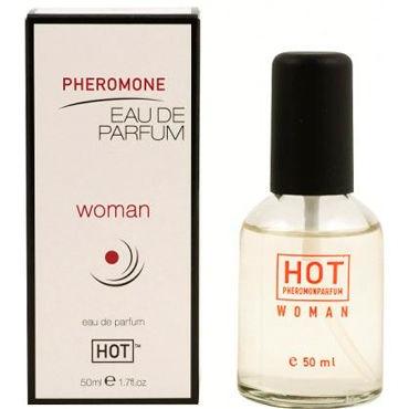 Hot Pheromone Woman, 50 мл Женские духи с феромонами
