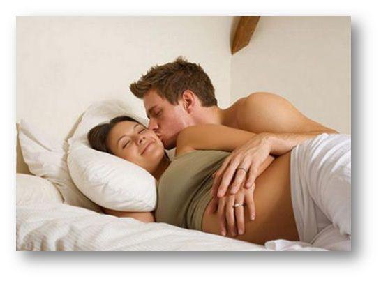 Секс и секс-игрушки во время беременности