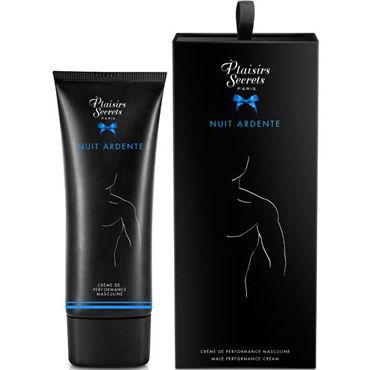 Plaisirs Secrets Male Performance Cream Nuit Ardente, 60мл Крем для мужской силы ellie shoes