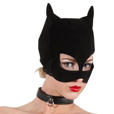 Bad Kitty Cat Mask, черная Маска кошки анальная пробка с вибрацией butt plug vibrator with pump