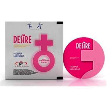 Desire Дезодорант с феромонами для авто Для привлечения мужчин, аромат Новая машина