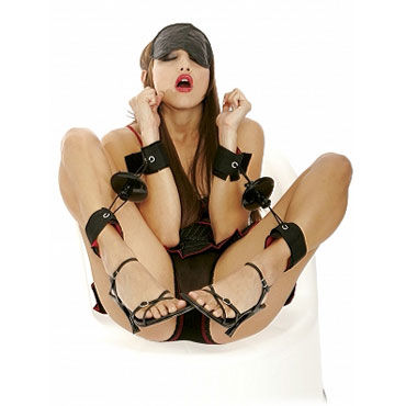 Pipedream Suction Cup Bondage Kit - фото, отзывы