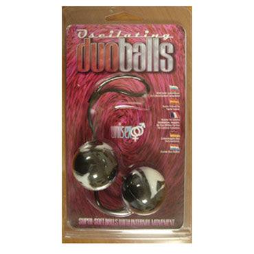 Gopaldas Dacilating Duo Balls Вагинальные шарики с эффектом вибрации gopaldas duo balls uk
