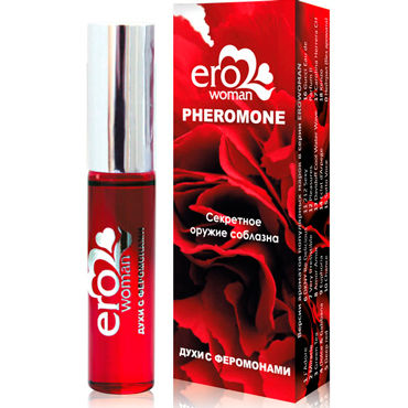 Bioritm Erowoman № 6 DKNY Be Delicious, 10 мл Духи с феромонами для женщин лубрикант на силиконовой основе hot exxtreme glide silicone 50 ml