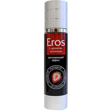Bioritm Eros, 95 мл Массажное масло с ароматом земляники