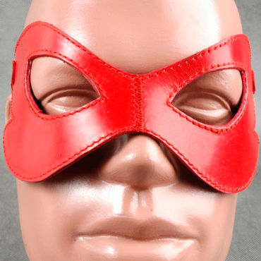 Beastly Ночная бабочка, красная Маска подшитая велюром beastly zorro красная маска на глаза со съемной заглушкой