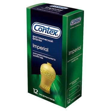 Contex Imperial Презервативы анатомической формы contex flash