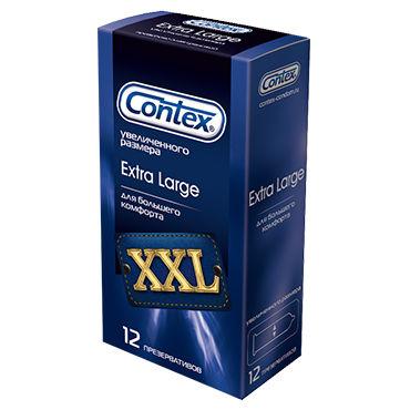 Contex Extra Large Презервативы увеличенного размера у contex opium