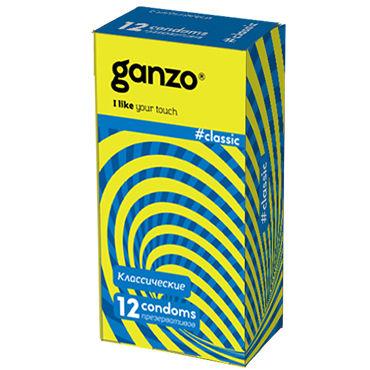 Ganzo Classic Презервативы классические pipedream spank me paddle шлепалка в форме руки