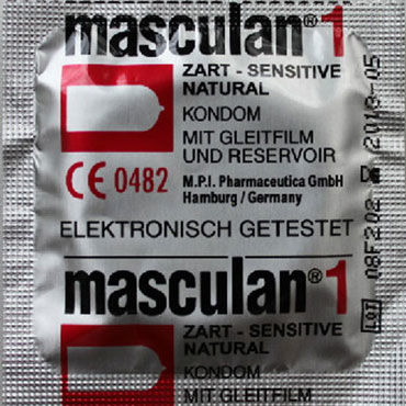 Masculan Classic Sensitive Презервативы классические masculan classic sensitive gel