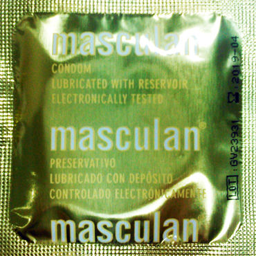 Masculan Gold Luxury Edition - фото, отзывы