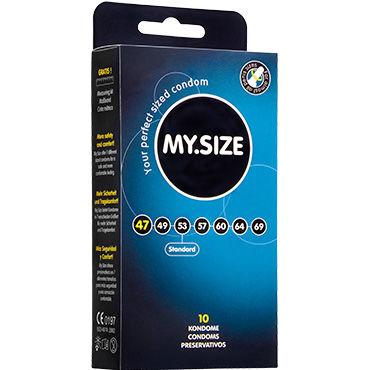 My.Size 47*160 Презервативы уменьшенного размера contex relief презервативы c кольцами и пупырышками