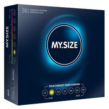 My.Size 49*163 Презервативы уменьшенного размера contex relief презервативы c кольцами и пупырышками