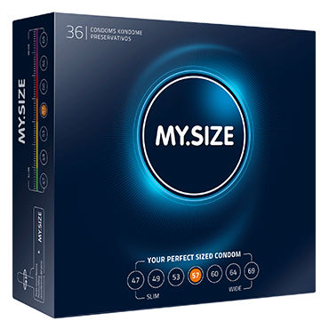My.Size 57*178 Презервативы увеличенного размера