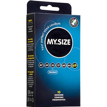 My.Size 69*223 Презервативы увеличенного размера тасбулатова д у кого в россии больше