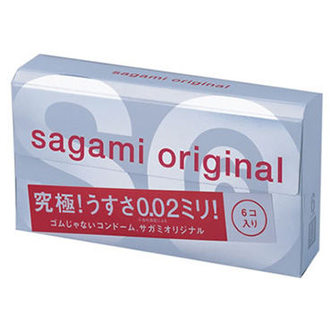 Sagami Original 002 Condom Shop