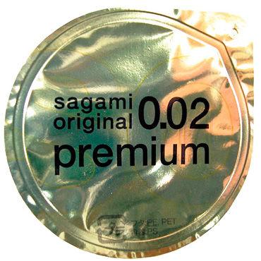 Sagami Premium 002 Презервативы самые тонкие в мире, ограниченная серия