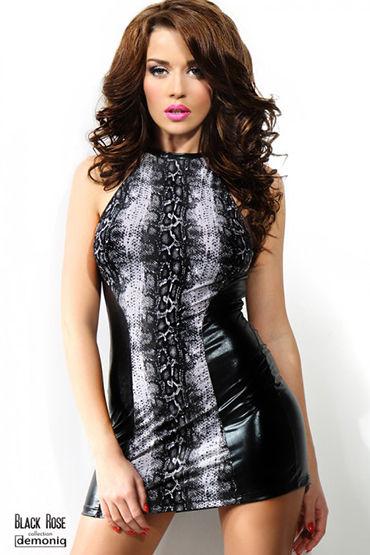 Demoniq Nikita Платье с принтом платье из комплекта