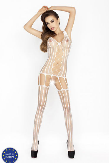 Passion Паутинка Кэтсьют в сетку lola toys dark play corset harness трусики для крепления страпона