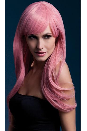 Fever Sienna Wig Pastel Pink Парик, с длинными волосами к steph wig темно русый с мелированием