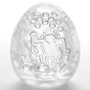 Tenga Egg Dance, Keith Haring Edition - фото, отзывы