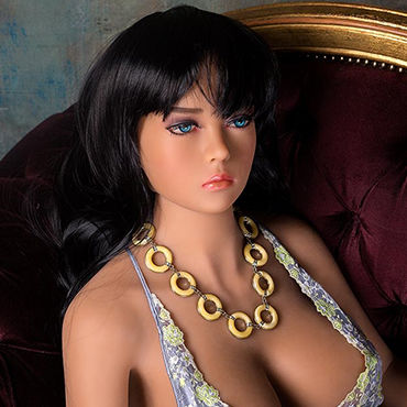 Real Doll Perla Реалистичная секс-кукла парик секс шоп украина