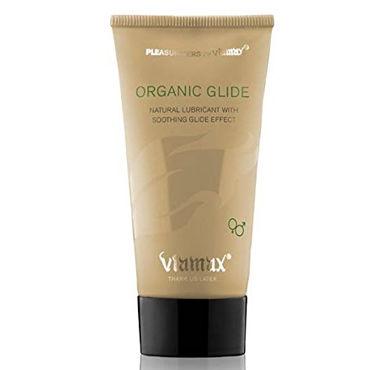 Viamax Organic Glide, 50 мл 100% натуральный увлажняющий лубрикант