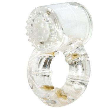 Topco Climax Gems Quartz Ring Эрекционное кольцо с вибрацией задержка вибрирующие эрекционное кольцо пенис кольцо с вибратор и 7 видов вибрации режим медицинского силикона класса