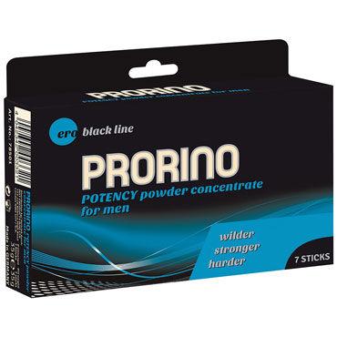 HOT Ero Prorino Potency Powder Concentrate, 1 шт Препарат для мужской силы