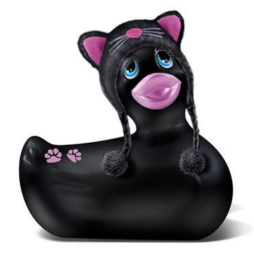 Bigteaze Toys I Rub My Duckie Hoodie Travel Size, черный Водонепроницаемый вибратор в виде уточки