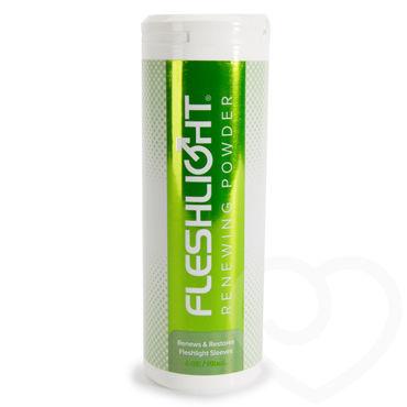FleshLight Renewing Powder, 113 г Восстанавливающий порошок для киберкожи популярные товары для взрослых nature skin search
