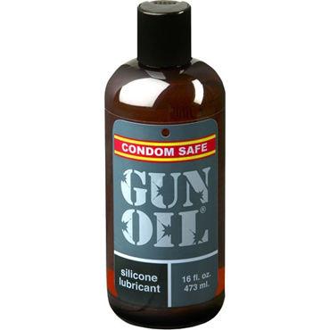 Mister B Gun Oil Silicone, 473 мл Мега-длительная силиконовая смазка