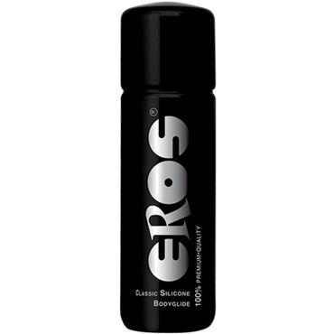 Mister B Eros Bodyglide, 500 мл Силиконовая смазка без консервантов попробовать бдсм цвет золотой
