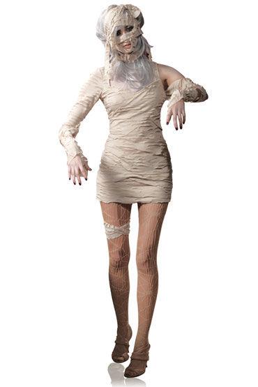 Leg Avenue Мумия С тканью для обертывания ноги и головы мастурбатор fleshlight sex in a can o doyle s stout