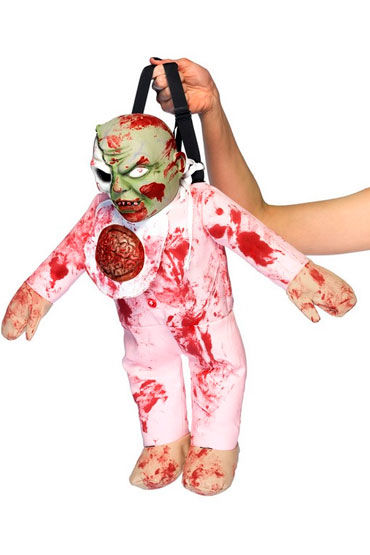 Leg Avenue рюкзак Малыш Зомби Аксессуар к маскарадному костюму ree electronic store