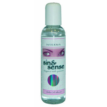 Inverma Sin&Sense Oil Silicone, 150 мл Универсальное масло на силиконовой основе w популярные товары для взрослых диаметр 2 3 смотреть