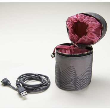Revel Body Sol Сумка-чехол для вибратора Sol revel body one уникальный водонепроницаемый пульсатор