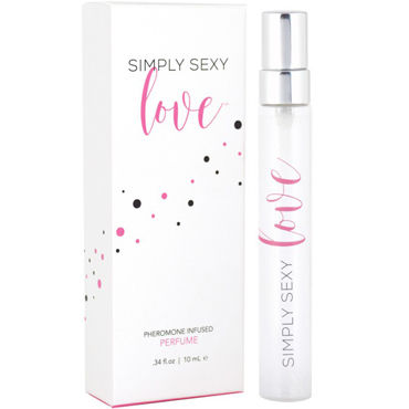 Classic Erotica Simply Sexy Love Perfume, 10 мл Женские духи с феромонами