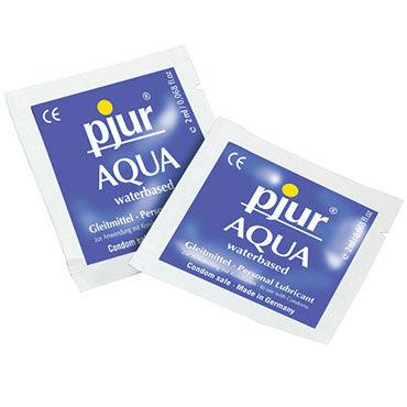 Pjur Aqua, 2 мл Сверхмягкий увлажняющий лубрикант