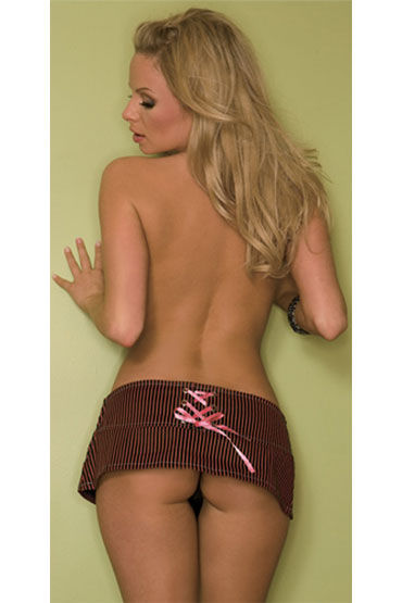 Electric Lingerie Pink Stripes - фото, отзывы