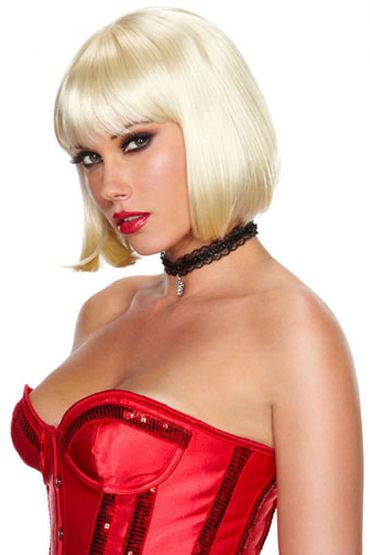 Erotic Fantasy Playfully Platinum Каре платиновый блонд erotic fantasy playfully golden каре блонд