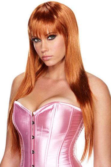 Erotic Fantasy Scarlet Lavish Парик с градуированной стрижкой pipedream chain o pain флоггер с металлическими цепочками